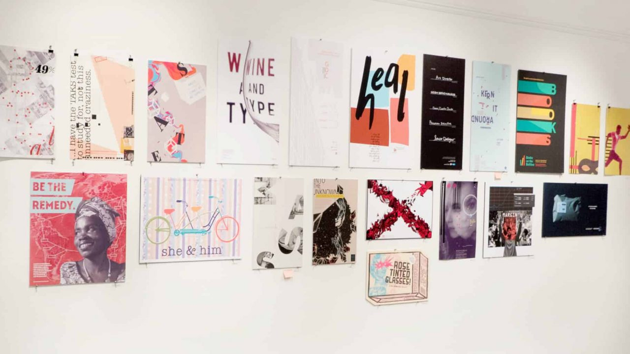 Auburn Graphic Design Program and Students Recognized by Graphic Design USA