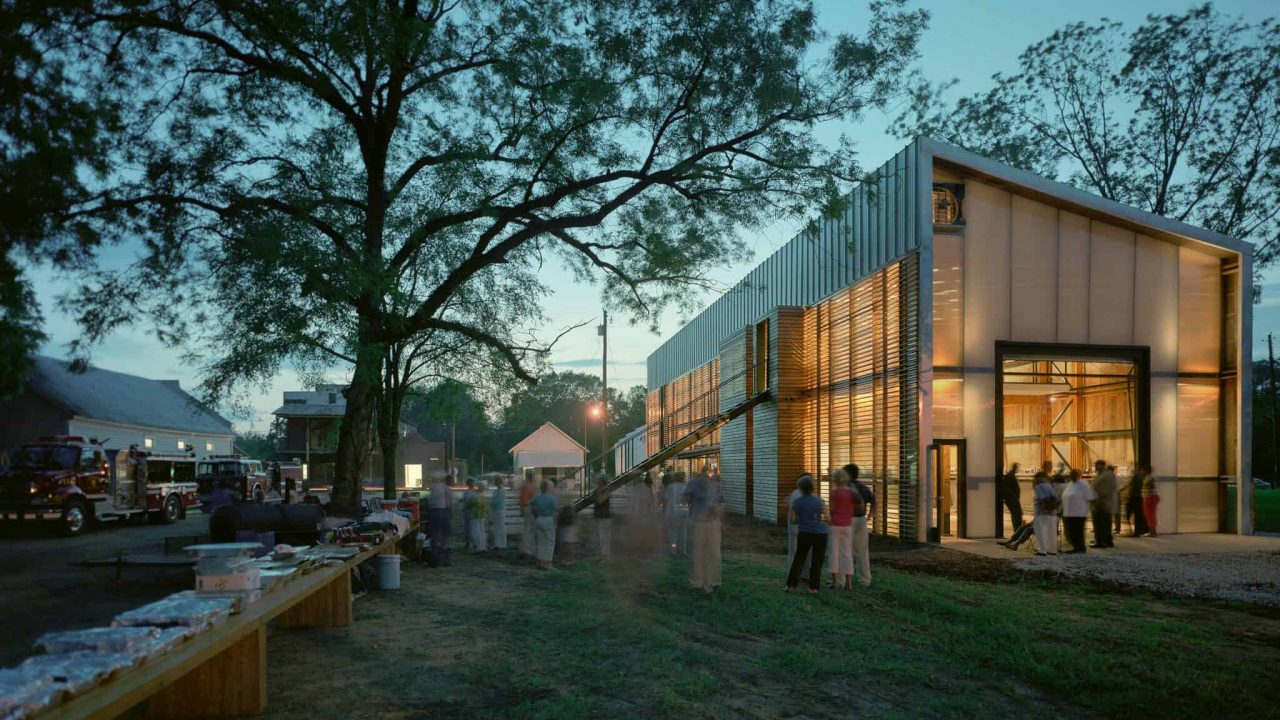 Rural Studio Wins One of AIA's Top Prizes