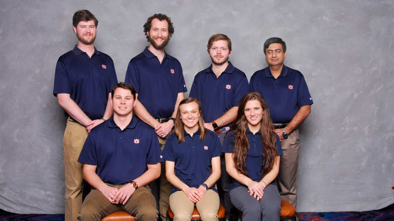Building Science Graduate Students participate in ASC competition