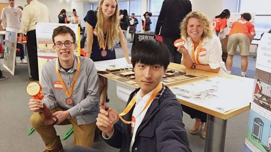Auburn Industrial Design Students win Bright Spark Design Competition