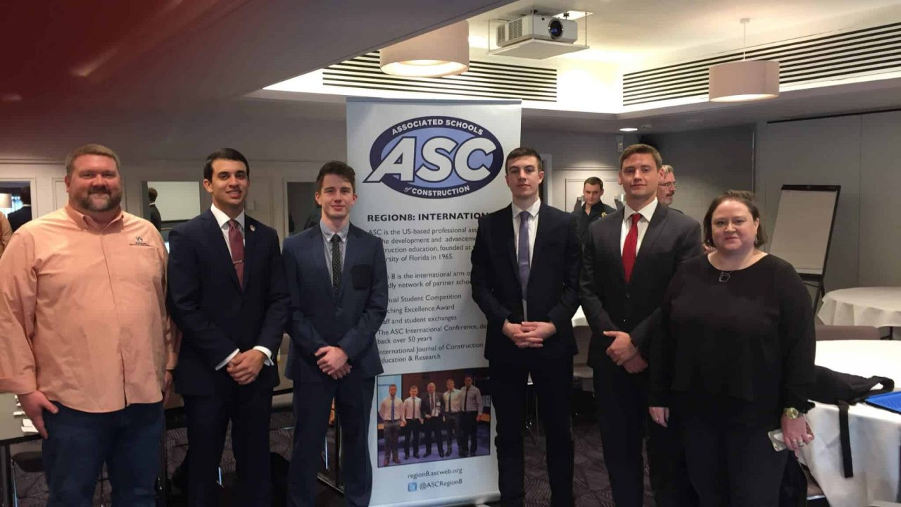 Building Science students win international competition