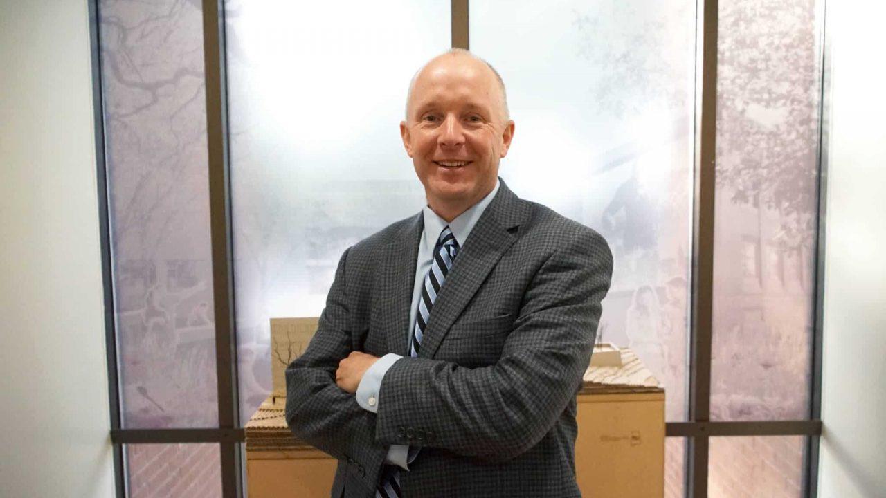 Farrow Selected for SEC Academic Leadership Development Program