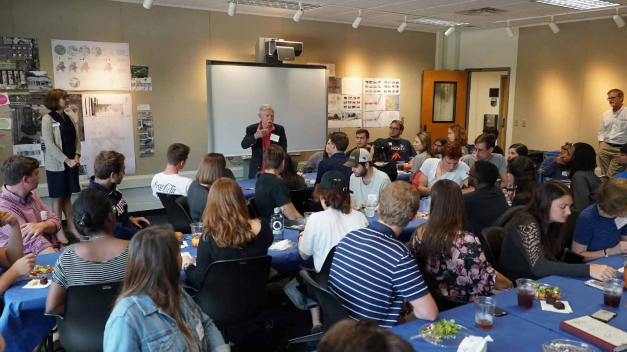 Goyette Receives the CADC Distinguished Alumni Award