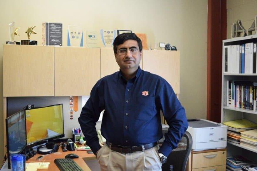 Professor in McWhorter School of Building Science receives prestigious grant