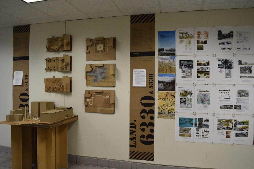 Master of Landscape Architecture Program Granted Re-accreditation