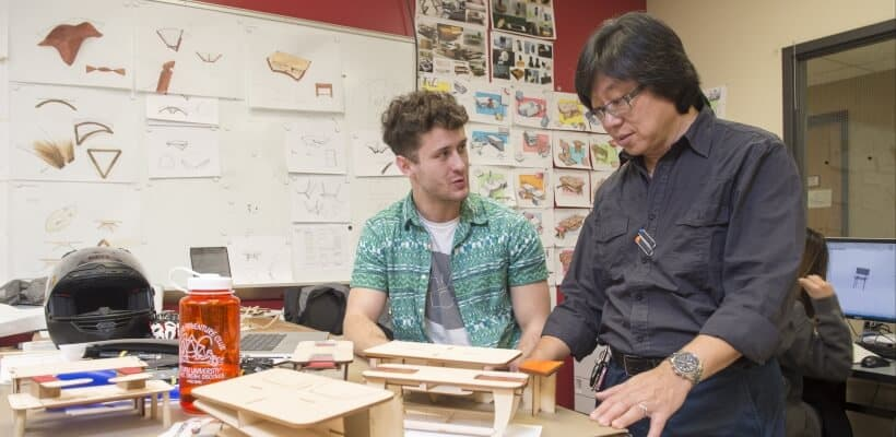 Four Industrial Design Students are Design Emphasis Showcase Finalists