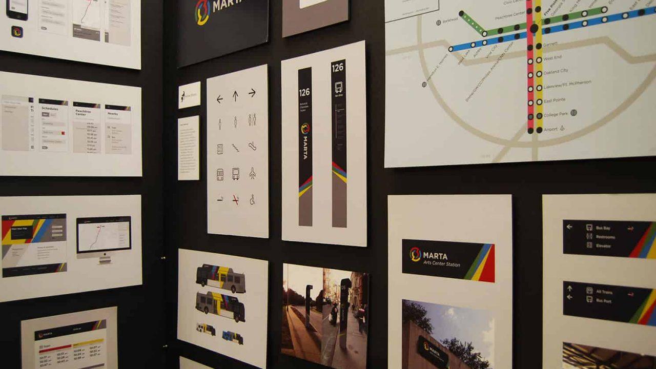 Graphic Design Seniors Exhibit Final Projects