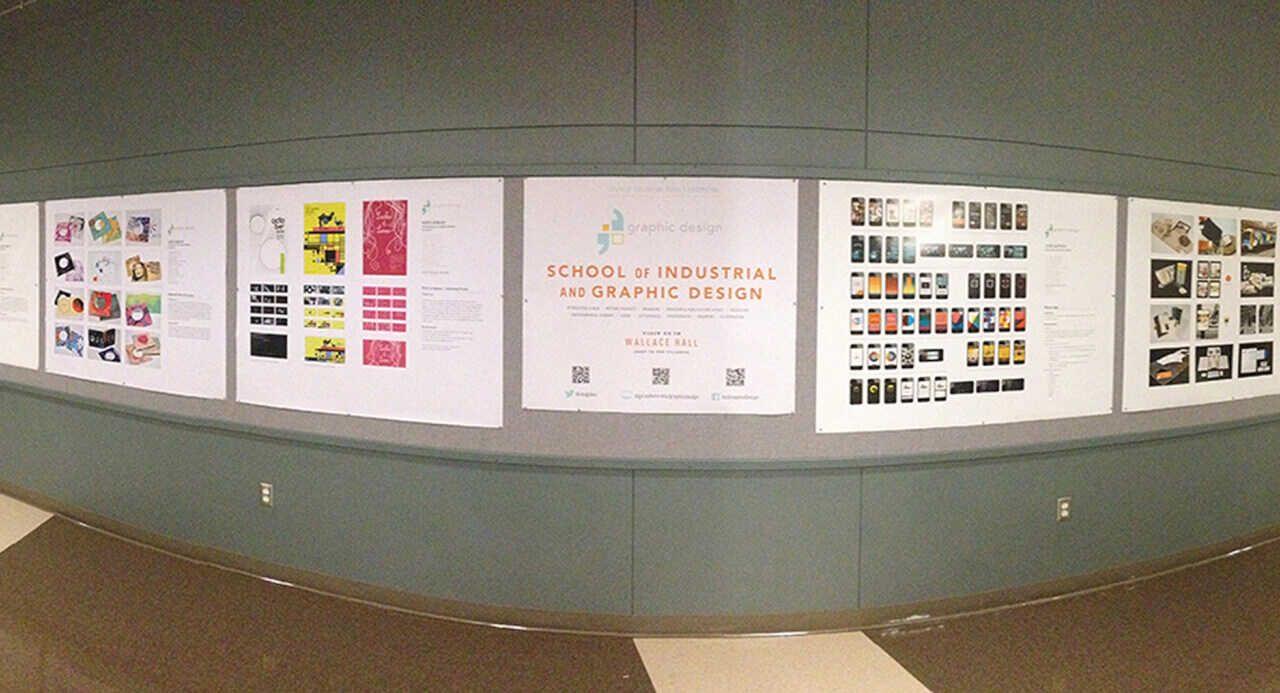 Graphic Design Program Included in Graphic Design USA's Top Design Schools