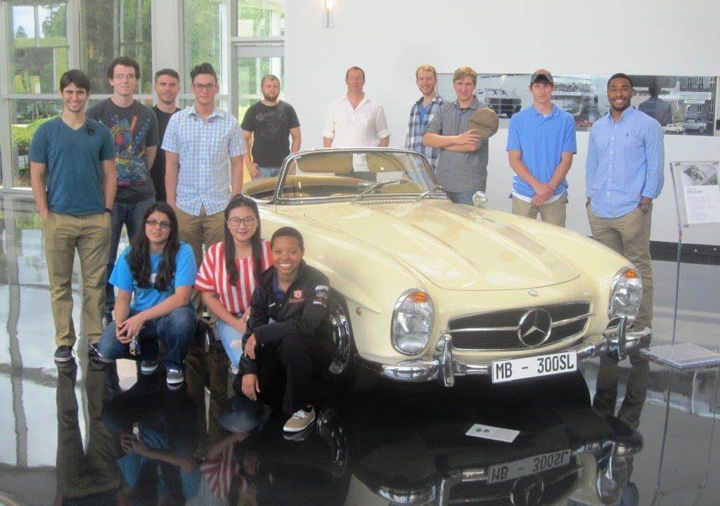 Ferrari Designer Presents Auto Design Workshop College Of Architecture Design And Construction