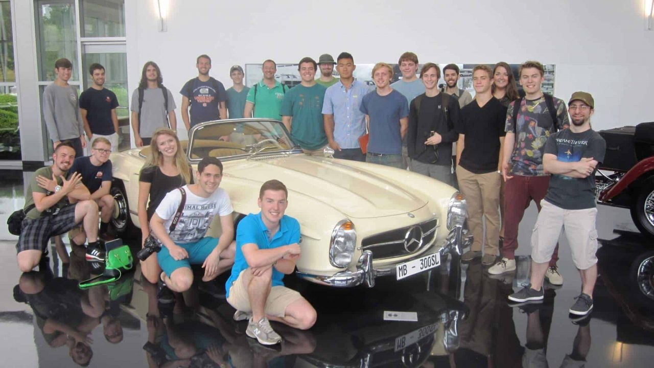Industrial Design Hosts Auto Design Workshop