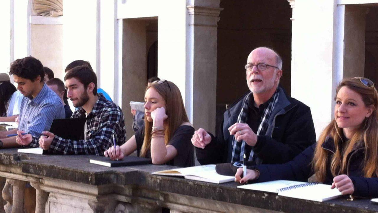 Finn Presents Seminar in Rome