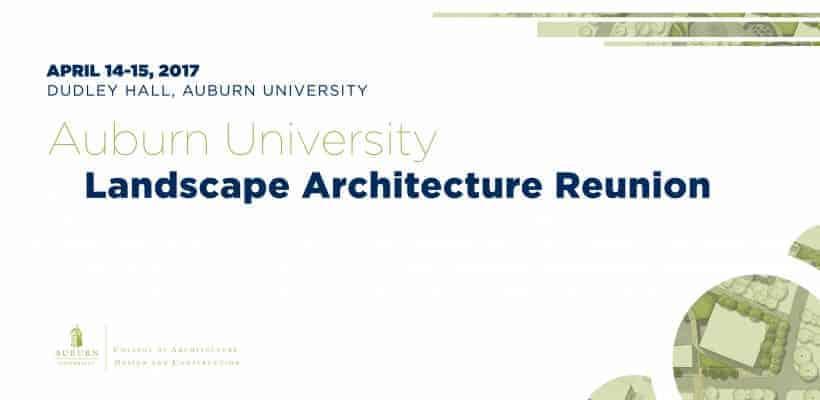 Landscape Architecture Reunion