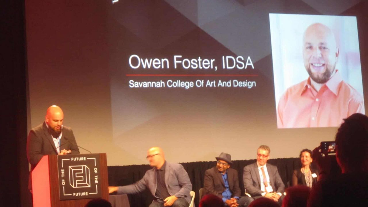 Industrial Design Alum is IDSA 2015 Educator of the Year