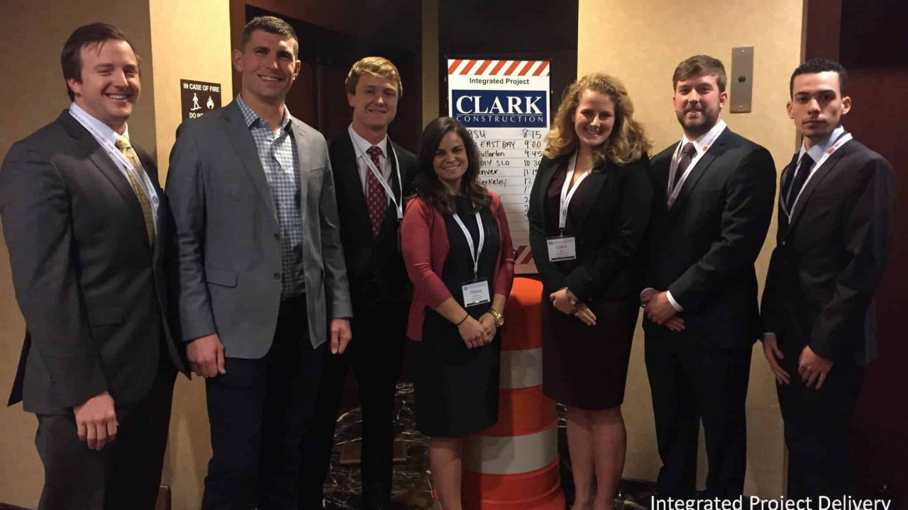 Auburn Students participate in the Associated Schools of Construction student competitions