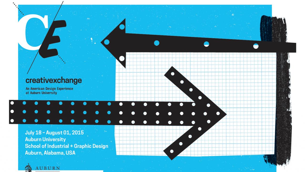 Graphic Design Program Develops Creative Exchange Summer Camp