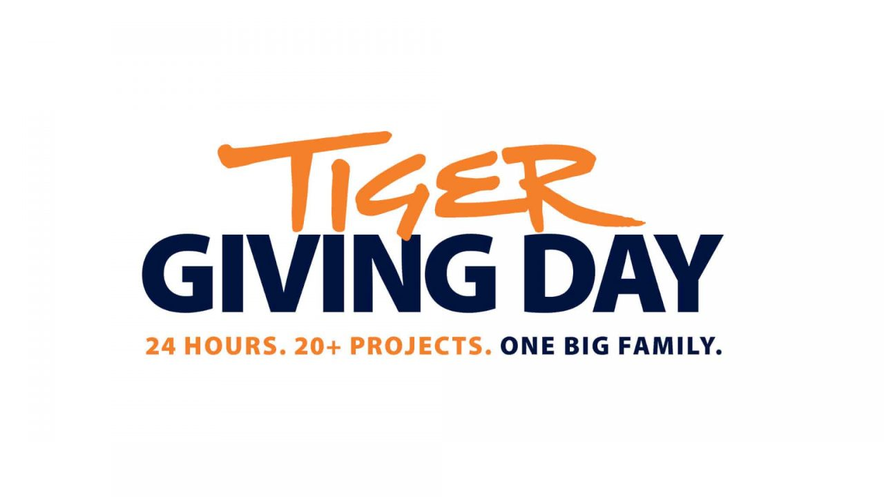 Support Tiger Giving Day and the CADC