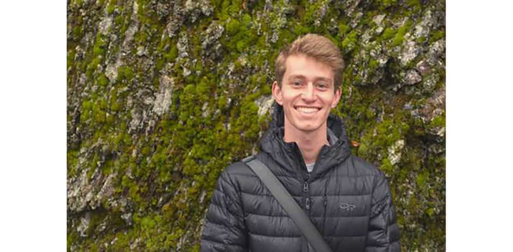 Josiah Brown receives APLA's first Aydelott Travel Award
