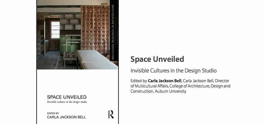 Bell Edits Book for Routledge Research in Architecture Series