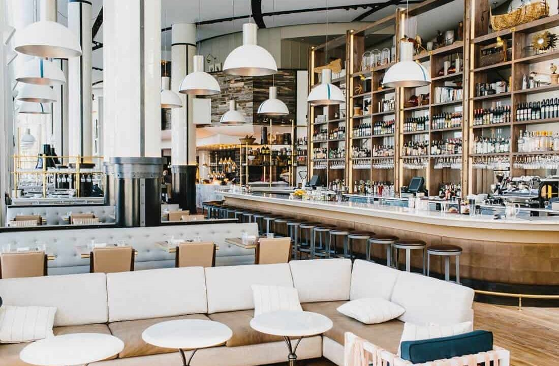 Meyer Davis Wins 2017 James Beard Design Award for Best Restaurant Design