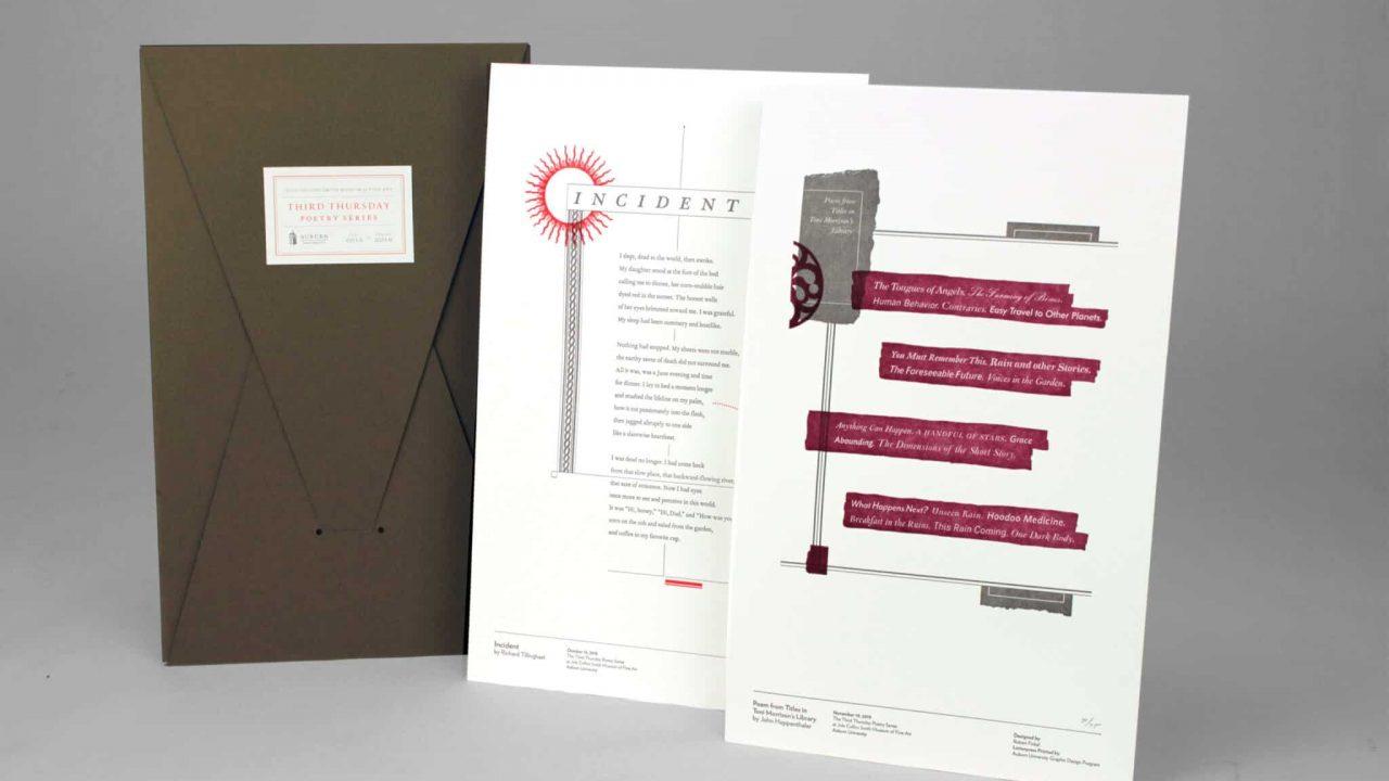 Graphic Design Team Wins Gold in 2016 UCDA Design Competition