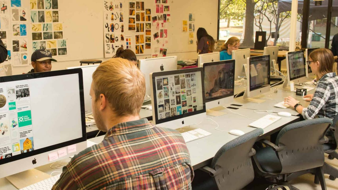 SIGD's Graphic Design Program Included in Graphic Design USA's 2016 Top Design Schools