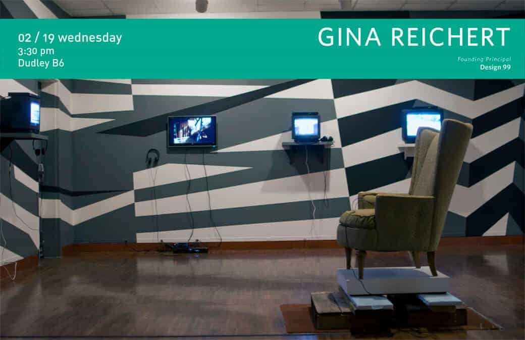 Architecture Lecture Series Welcomes Gina Reichert