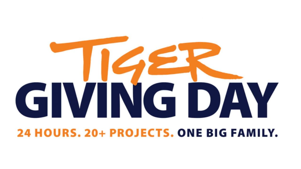 Thanks for Giving! Tiger Giving Day 2017