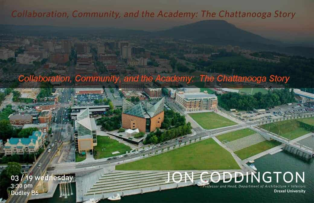 APLA Spring Lecture Series Welcomes Jon Coddington