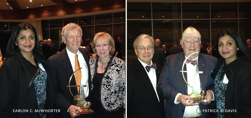 Alabama Construction Industry Hall of Fame Inducts Two College of Architecture