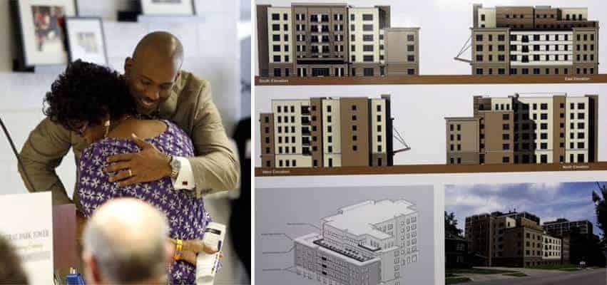 MRED Student Leads Multi-million Dollar Senior Housing Renovation