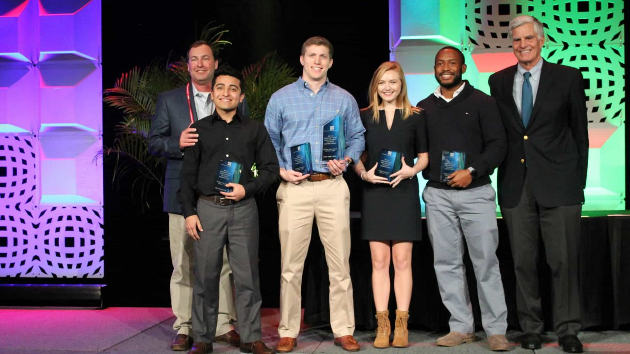 McWhorter School of Building Science team wins Roofing Competition