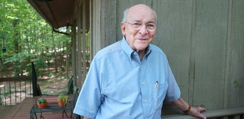 Honoring a Veteran: Buck Marsh