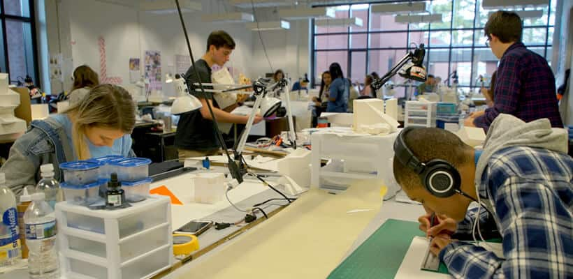 Architecture Program Ranked among Top in U.S.