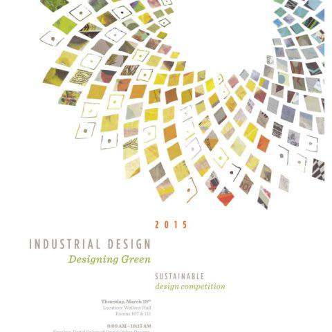 Designing Green 2019 Poster