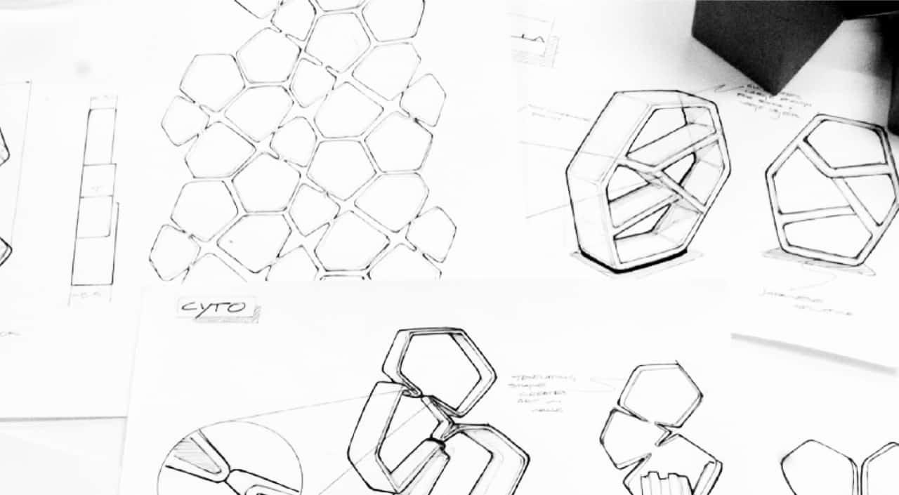 Industrial Design student sketch