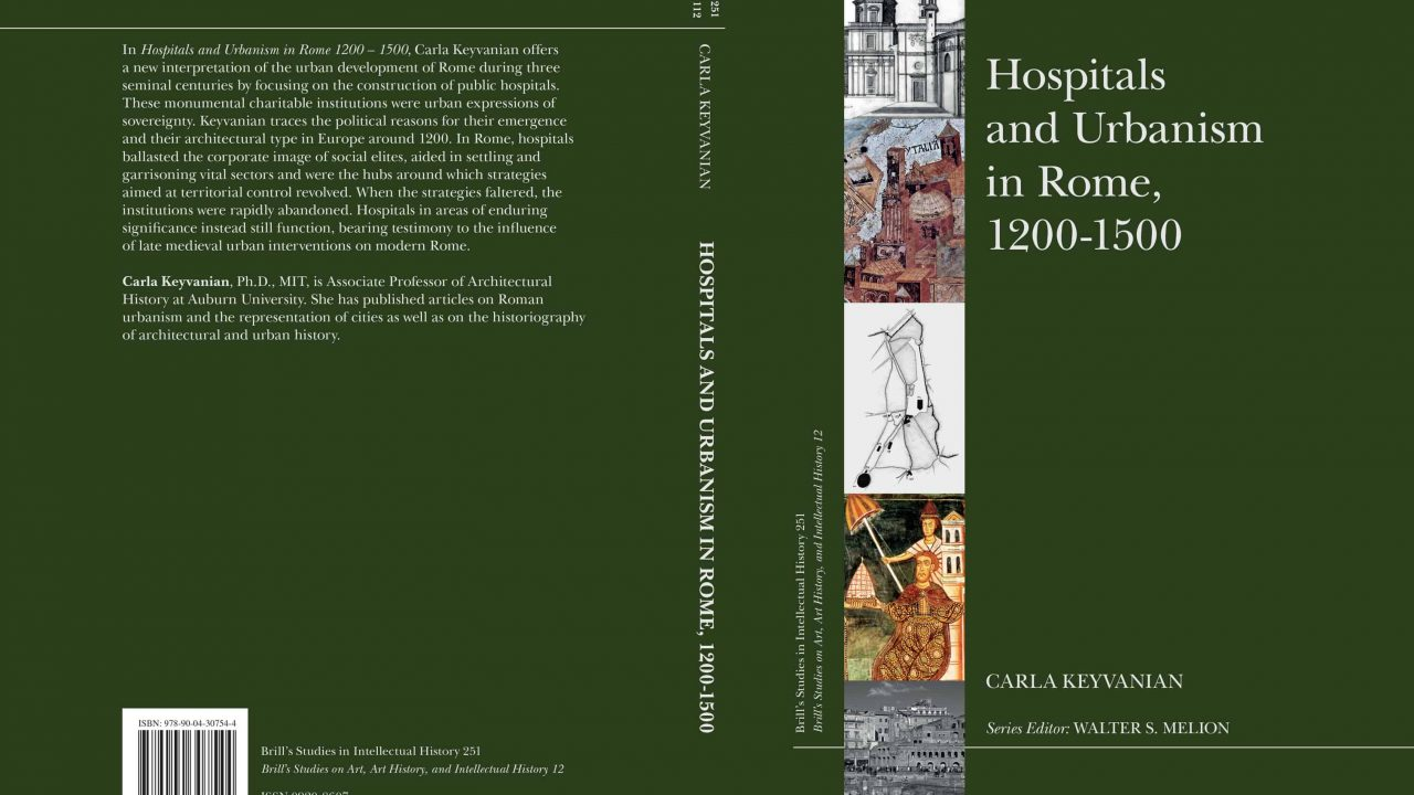 Carla Keyvanian Hospitals and Urbanism in Rome