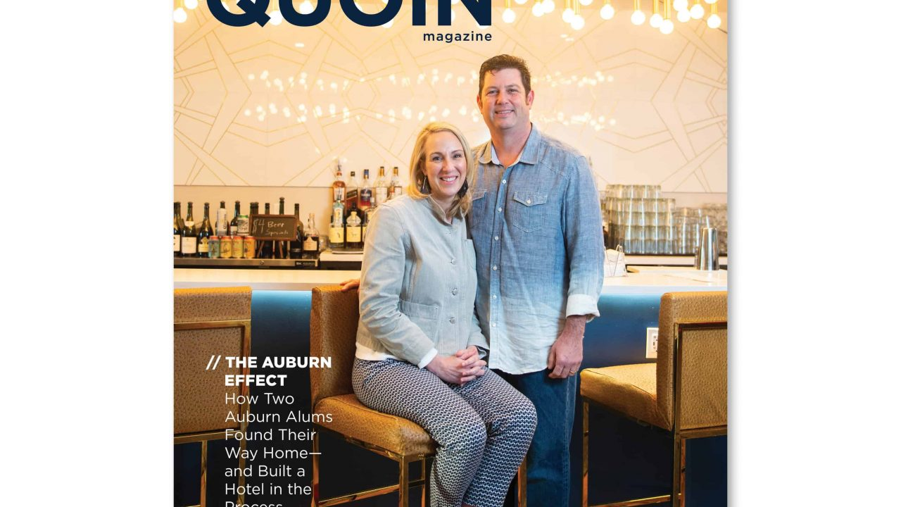 Quoin Fall 2019 cover