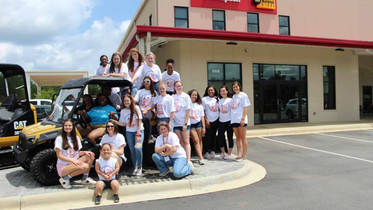 2019 Construction Management Summer Academy for Young Women