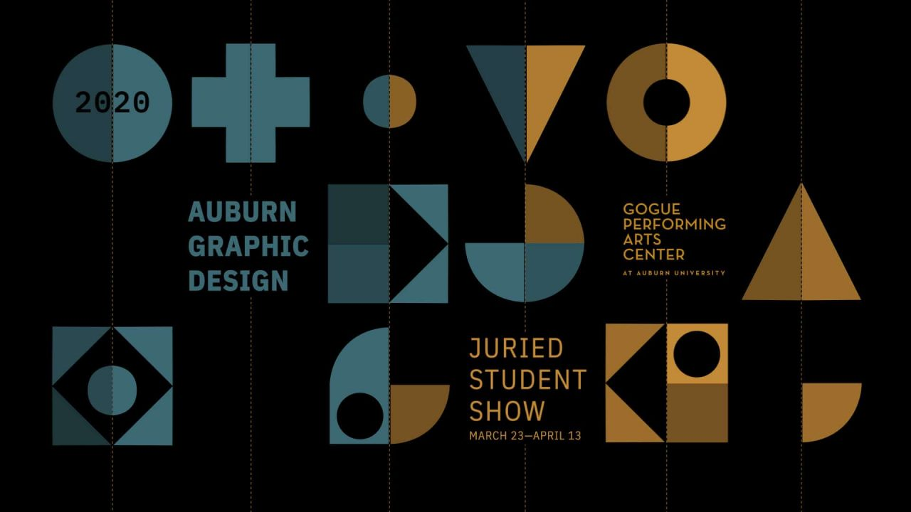 GDES Juried Show Poster