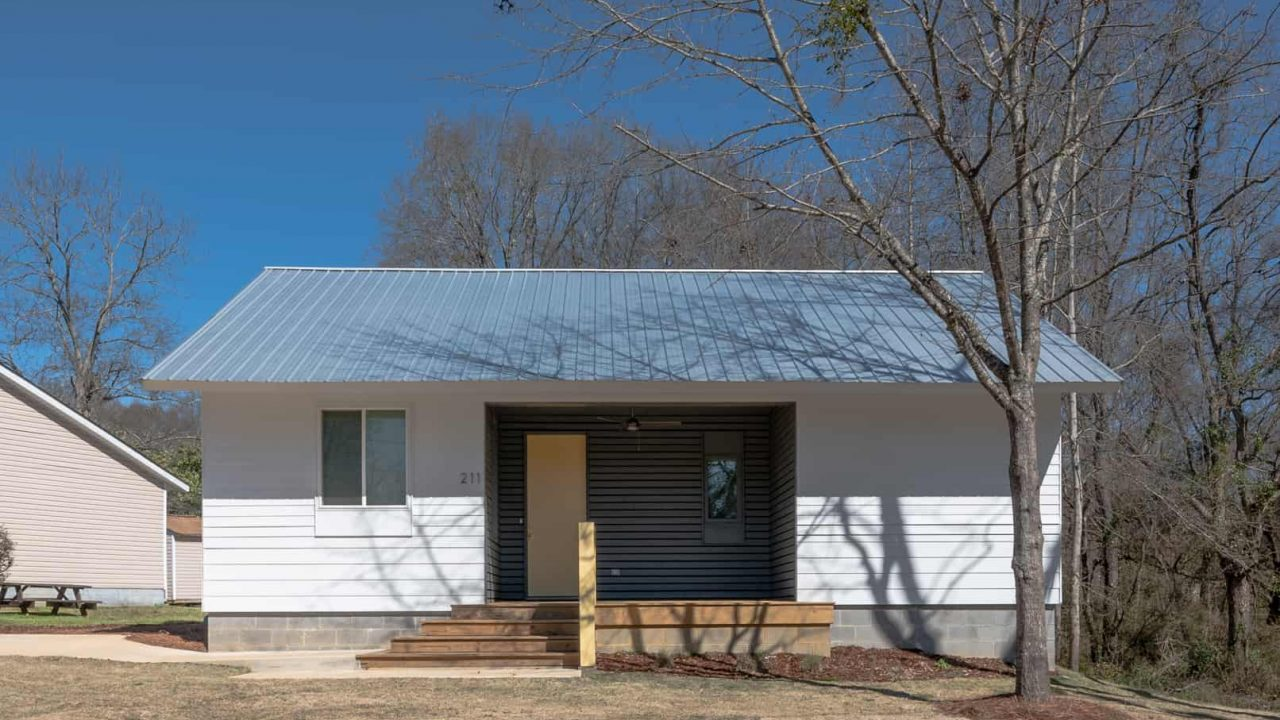 Auburn University Rural Studio Works with Fannie Mae to Provide Rural Housing Solutions