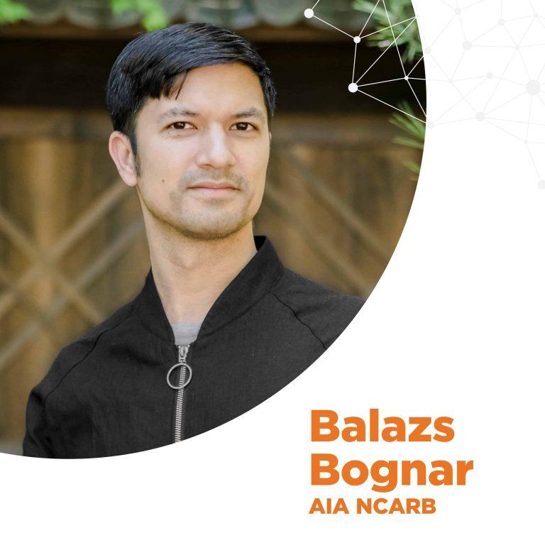 Balazs Bognar, AIA NCARB