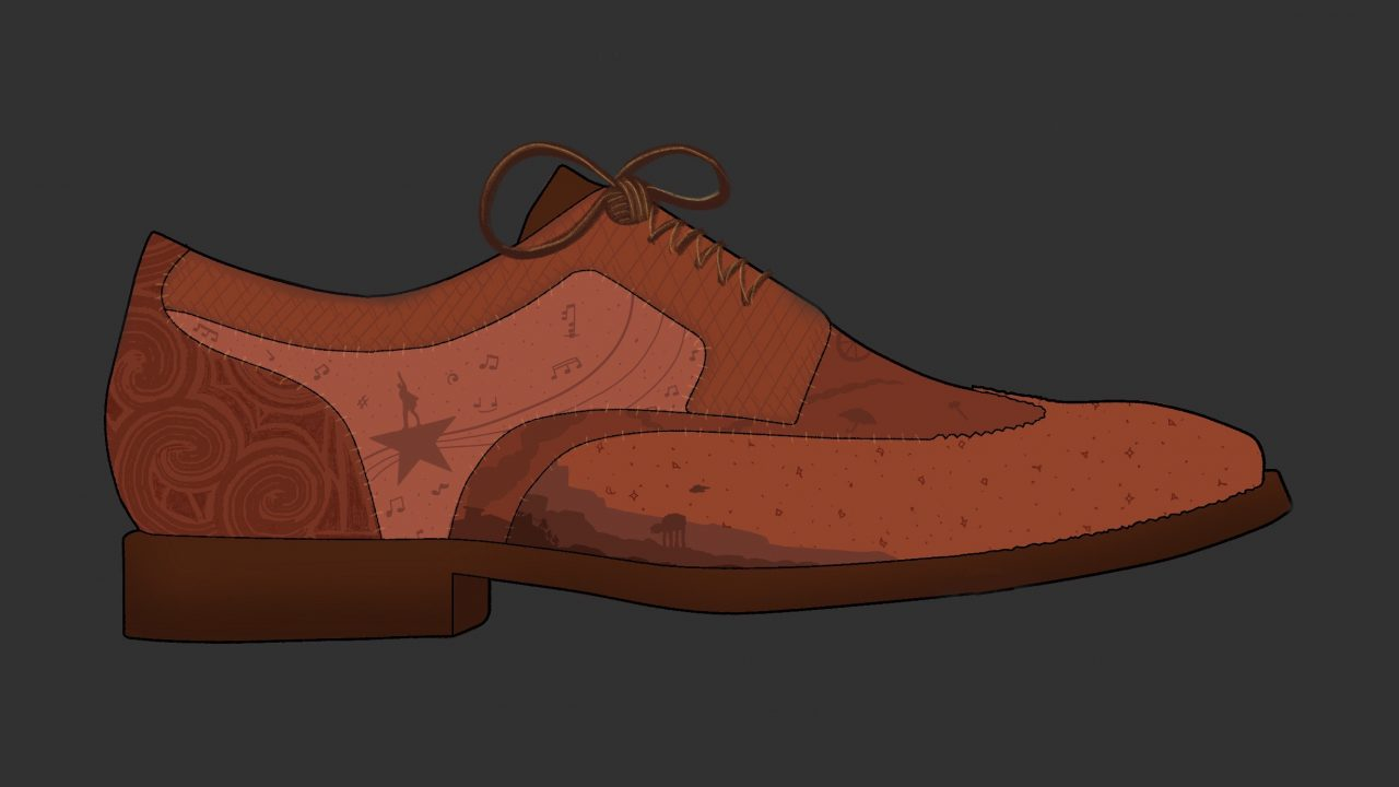 Shoe Design by Riley Abston