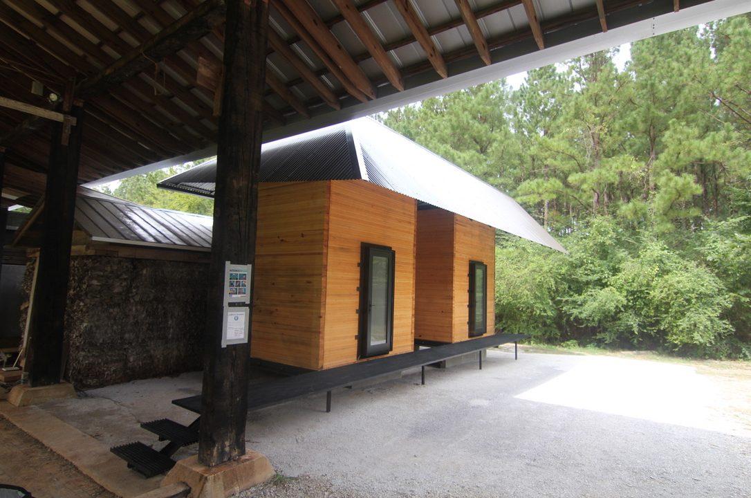 Rural Studio Breathing Wall