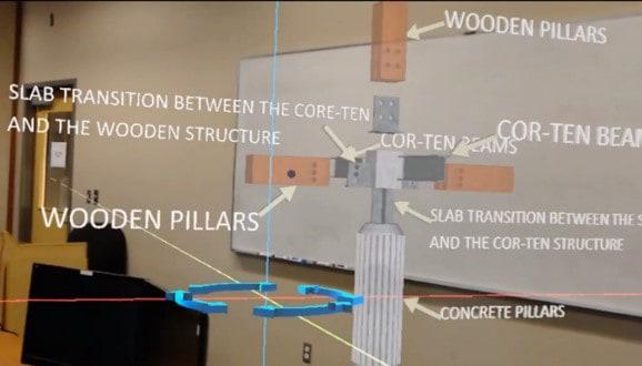 3D Model Viewable via AR/MR Apps