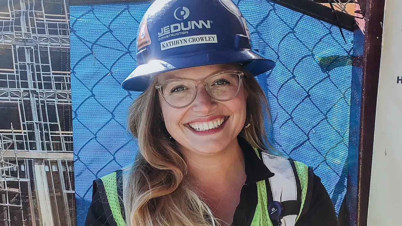 Kathryn Crowley, BSCI Alumna