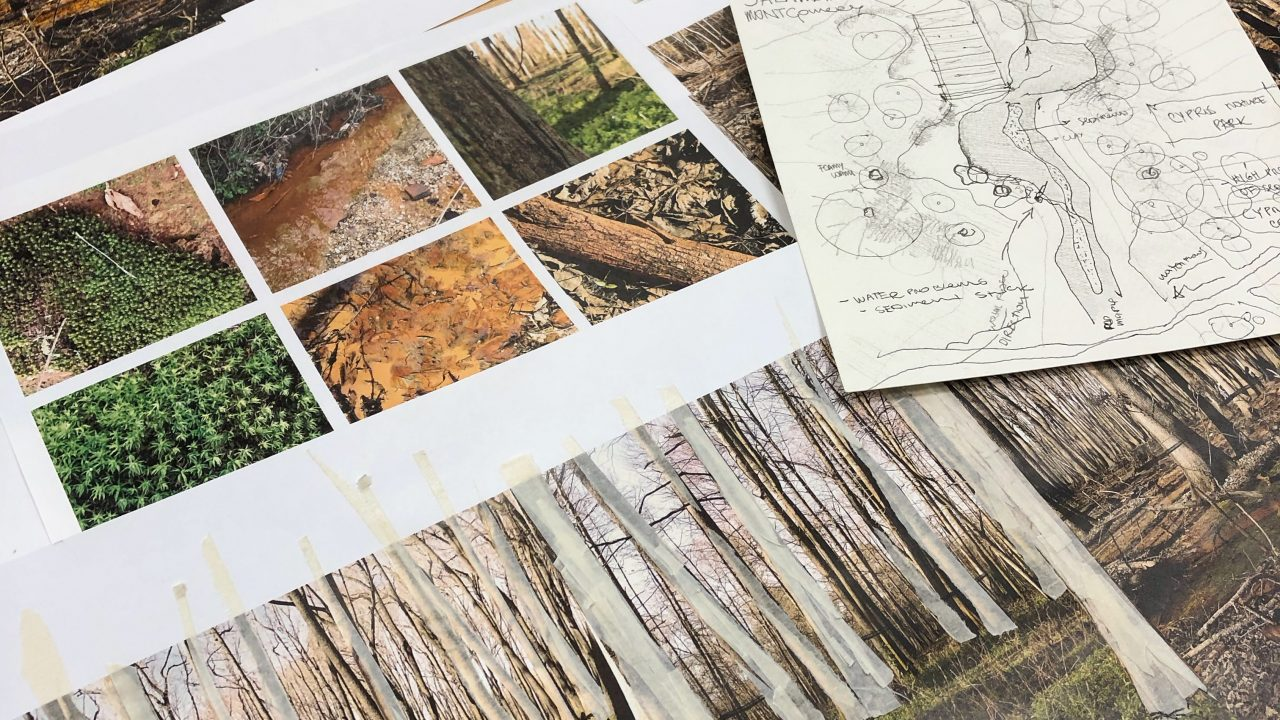 Auburn Welcomes Students into the New Undergraduate Landscape Architecture Program