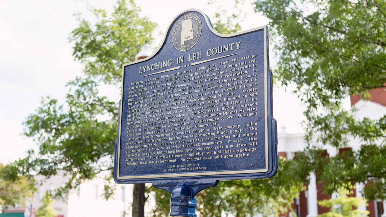 LCRP Historical Marker