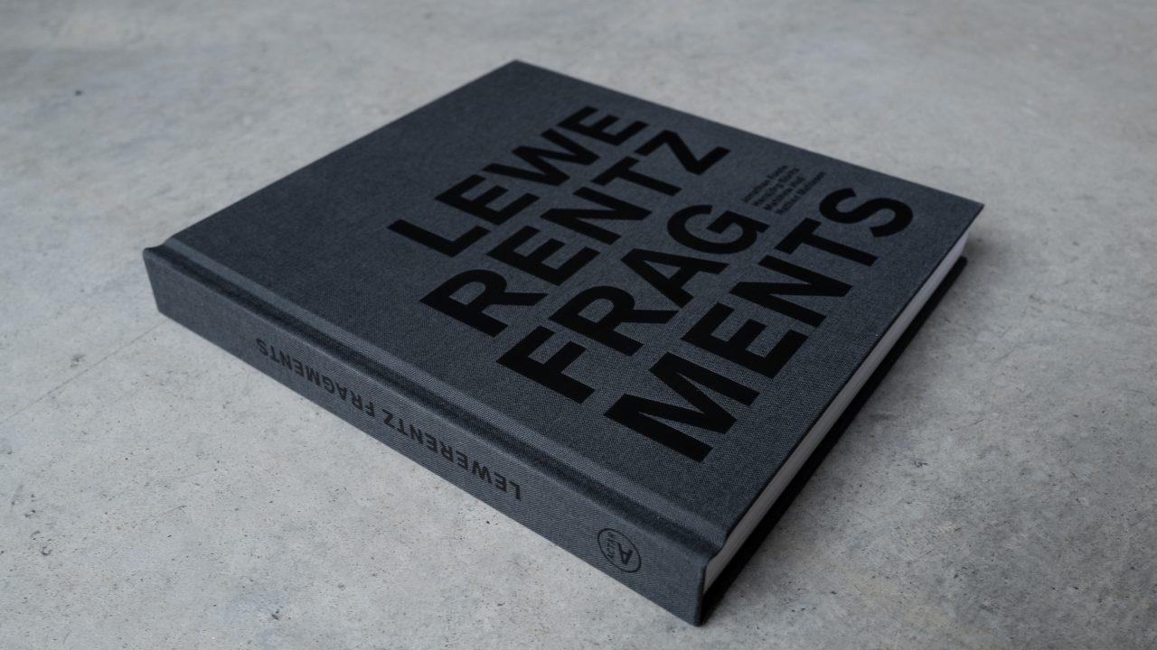 Lewerentz Fragments cover