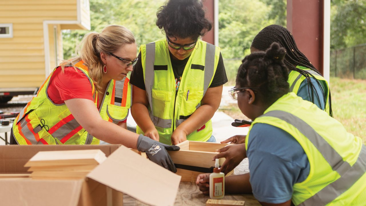 2021 Construction Management Summer Academy for Young Women