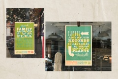 Huntsville Flea Market Posters by Anna Porter